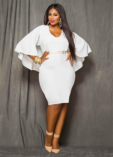 Top 5 Anniversary Special Dresses for Plus-Size Women