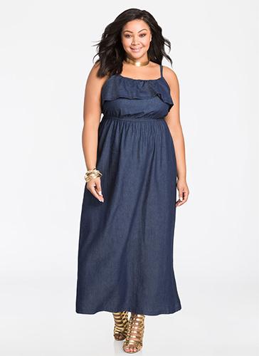 Anniversary Special Dresses blue