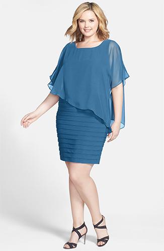 Anniversary Special Dresses light blue