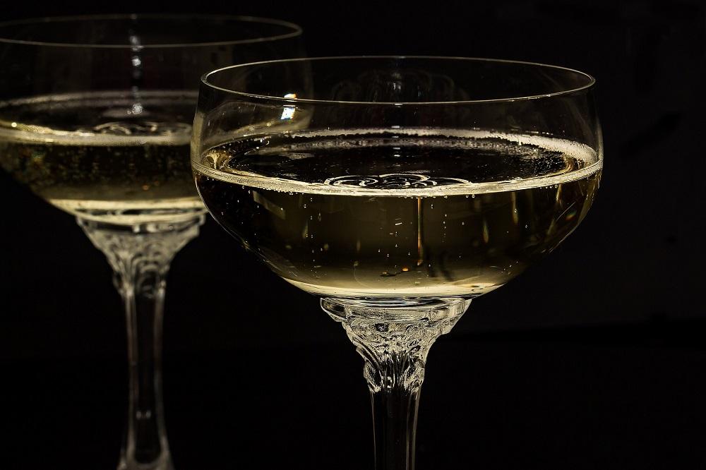 Wine Glasses champagne