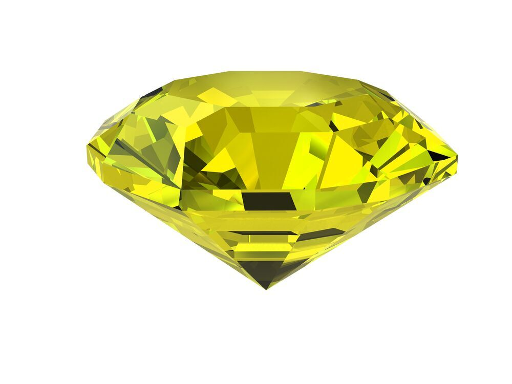Everything You Need to Know about Yellow Diamonds