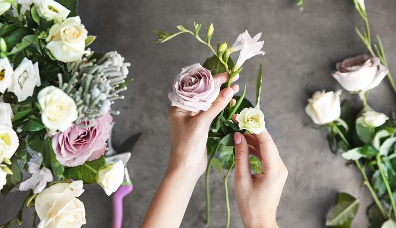 Tips for Beautiful Flower Arrangements