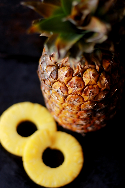 Wedding fruit pineapple