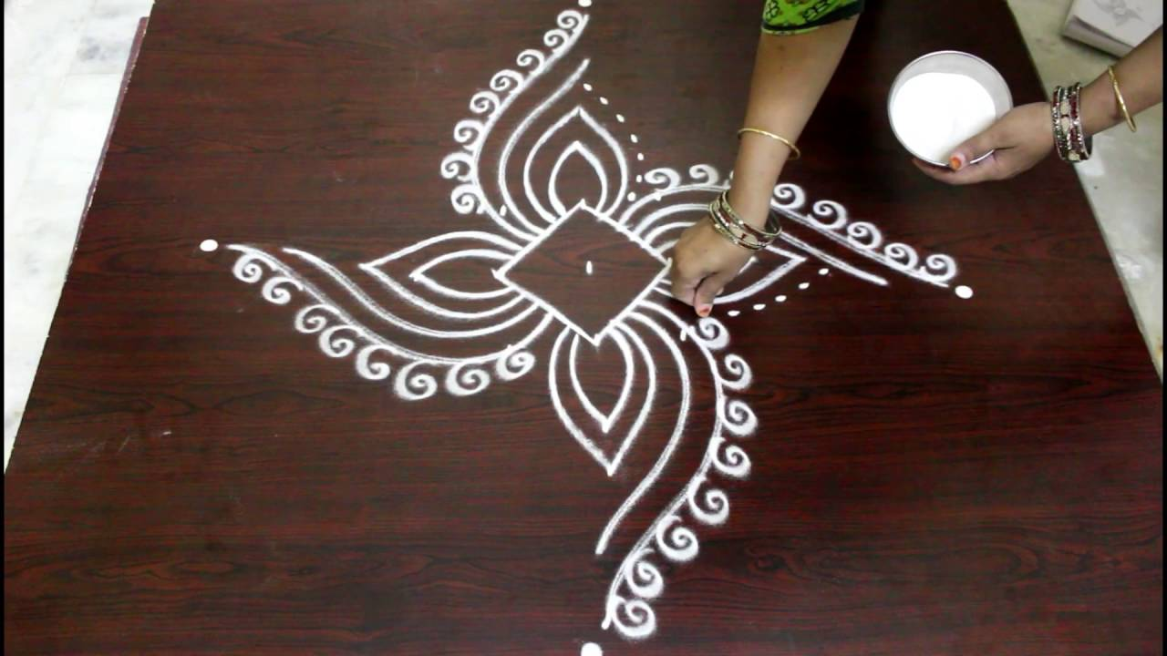 Tips to Make Rangolis
