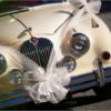 Few popular ways of decorating wedding car