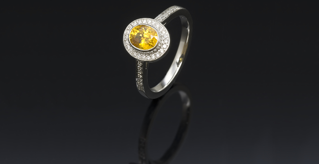 Cramming for Custom Engagement Ring Purchase