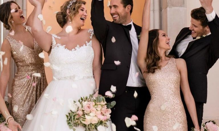 Tips to Choosing the Perfect Plus Size Dresses for Weddings