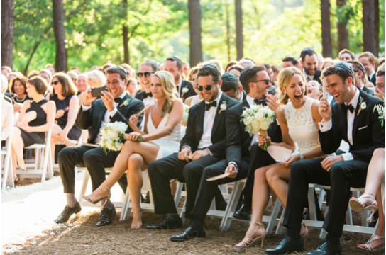 7 tips to make weddings more fun