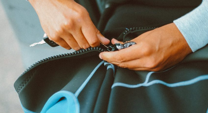 All about the heavy duty zippers that are used throughout