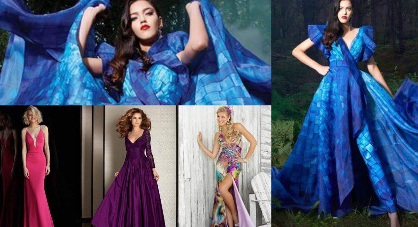 Shopping Long Prom Dresses Online