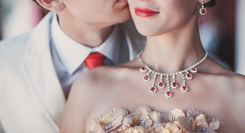 All DownHill After the Dress: Bridal Jewelry Worth Splurging On