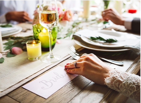 3 Great Ways to Add a Personal Touch to Your Wedding