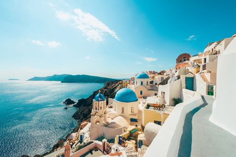 The Ultimate Greek Honeymoon