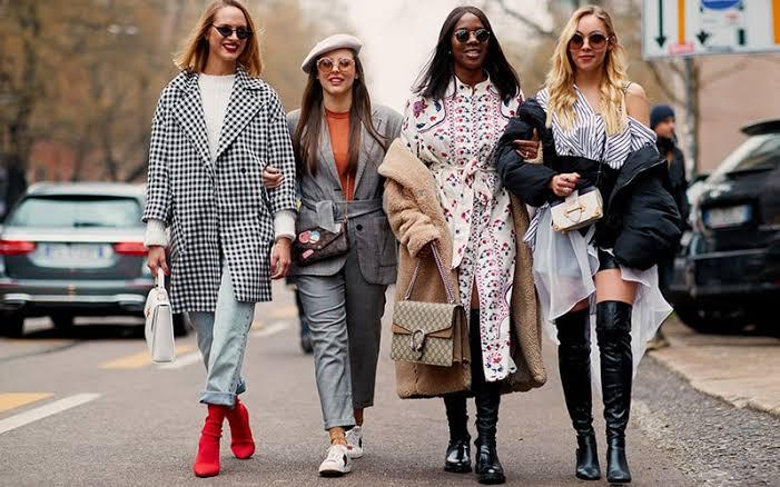 women fashion winter