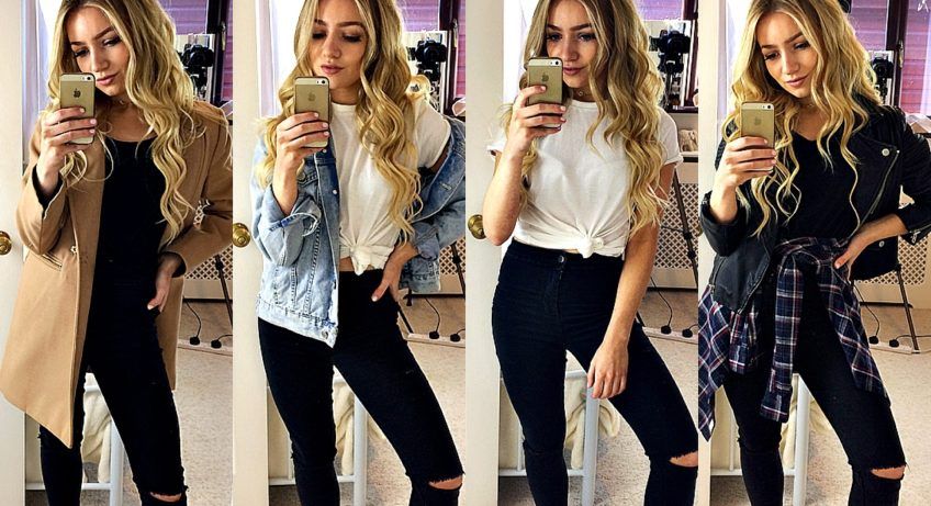 The best clothing and fashion hacks for college girls