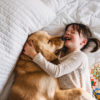 Why you should raise your child with a dog