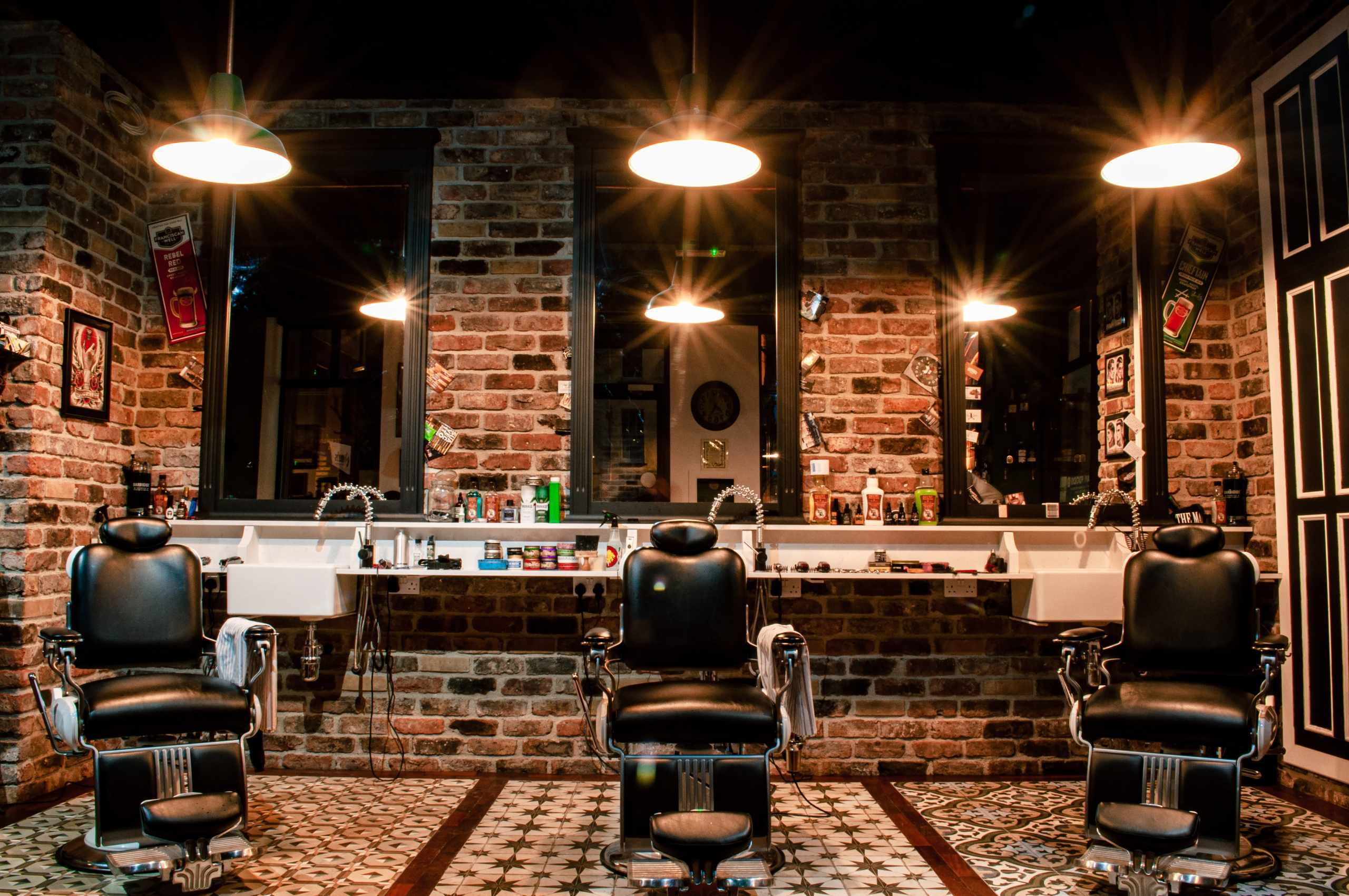 Buying Barber Chairs Salon