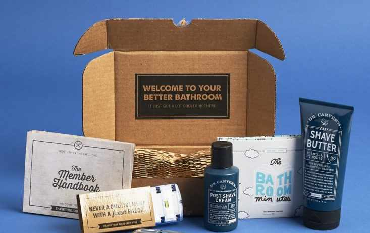 Best Subscription Boxes With Grooming