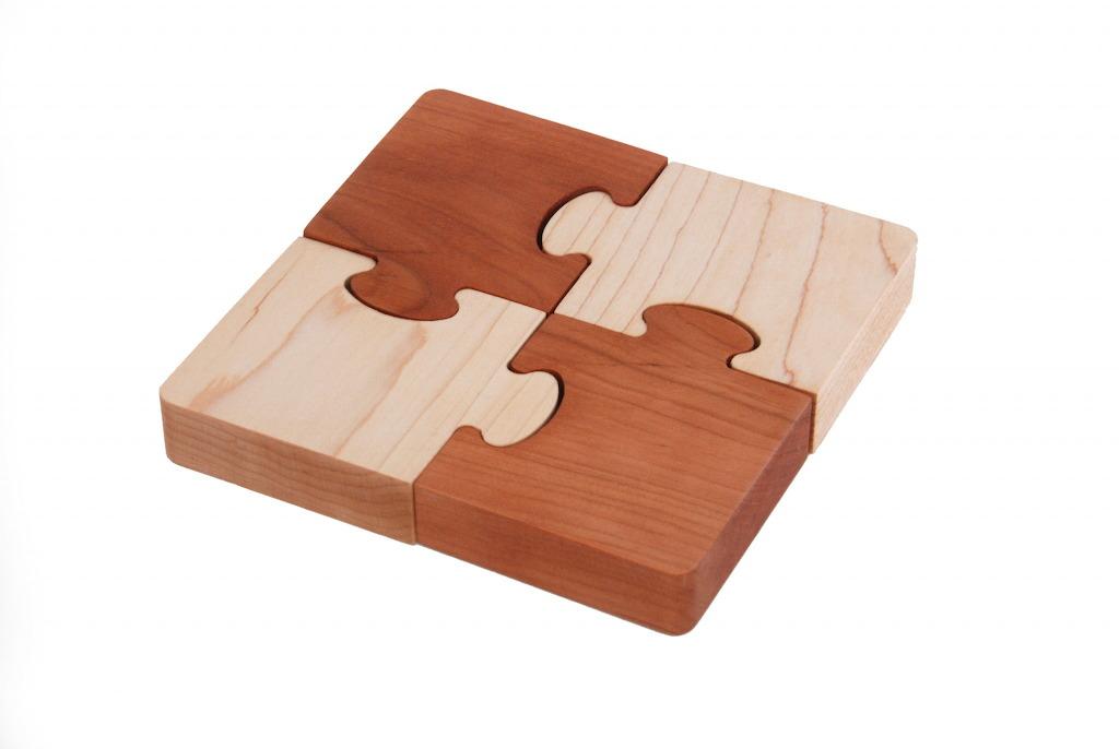 Unidragon Wooden Jigsaw Puzzles